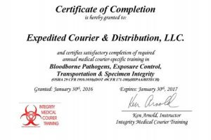 medicalcouriercertificate